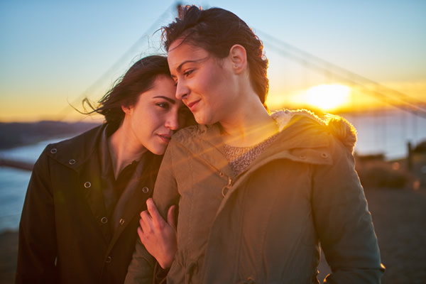 Our lesbian dating app - Elite singles
